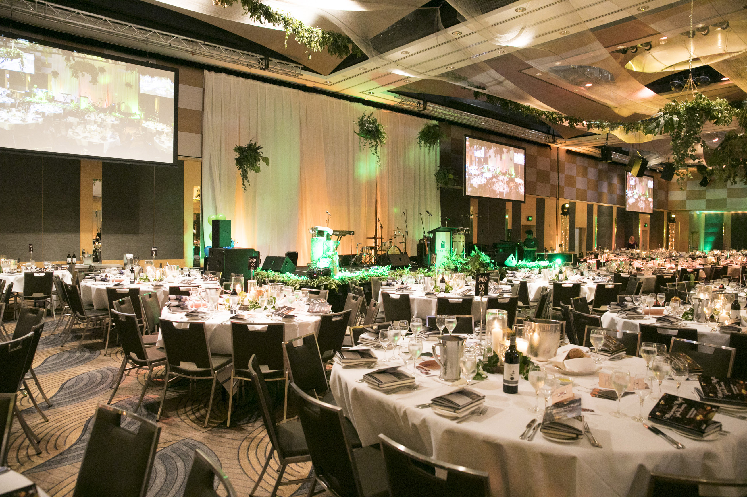 Jewish House Gala Dinner A P E Events