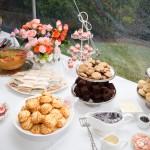 bridal shower event servings