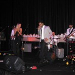 party band at event